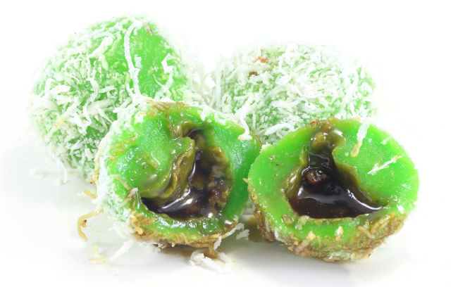Recipe For Ondeh Ondeh Or Klepon