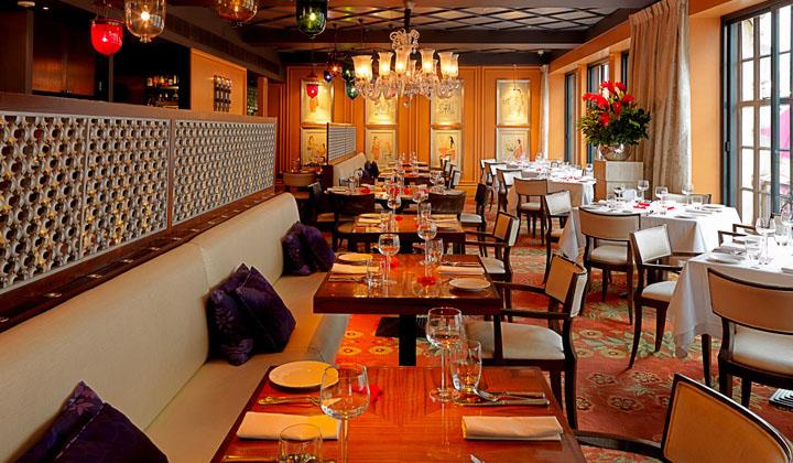 Michelin starred indian restaurants around the world