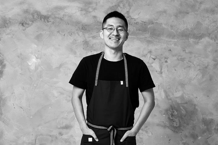 Chef Kang Mingoo