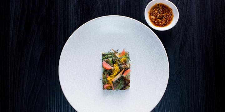 Chef Sun Kim's take on Korean Pancake over at Meta