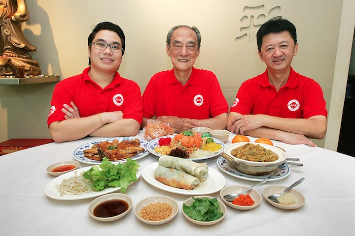 The three generations behind Good Chance Popiah