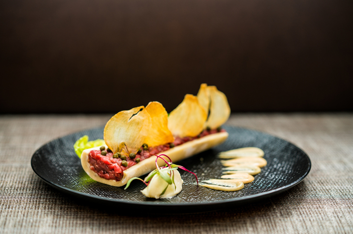 Beef Tartare, Braci. (Photo: Braci)