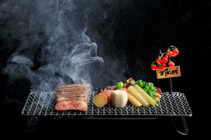 Mikuni's 63'C Slow-cooked Ohmi Wagyu Short Rib