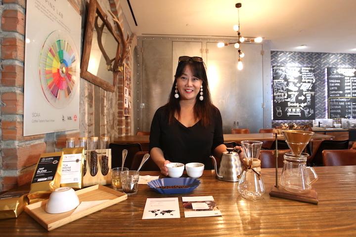 The Coffee Academics founder Jennifer Liu shares the fun of coffee cupping