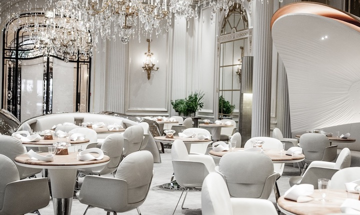Of the most expensive restaurants in world