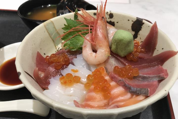 Kaisen Meshi ($23.30) from Kuro Maguro