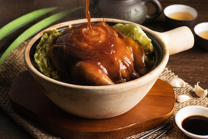 Kia Hiang Claypot Spring Chicken