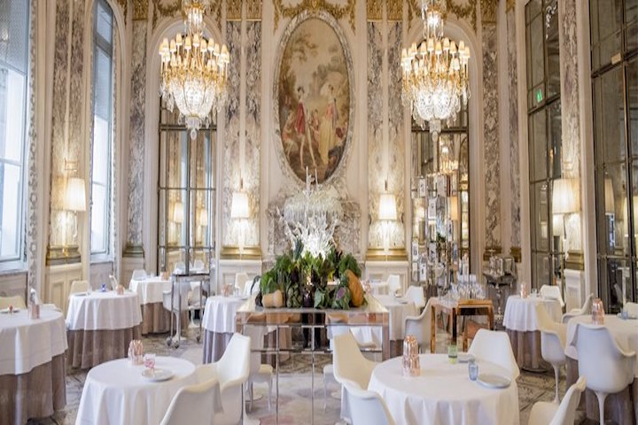 (Photo: Le Meurice Alain Ducasse)