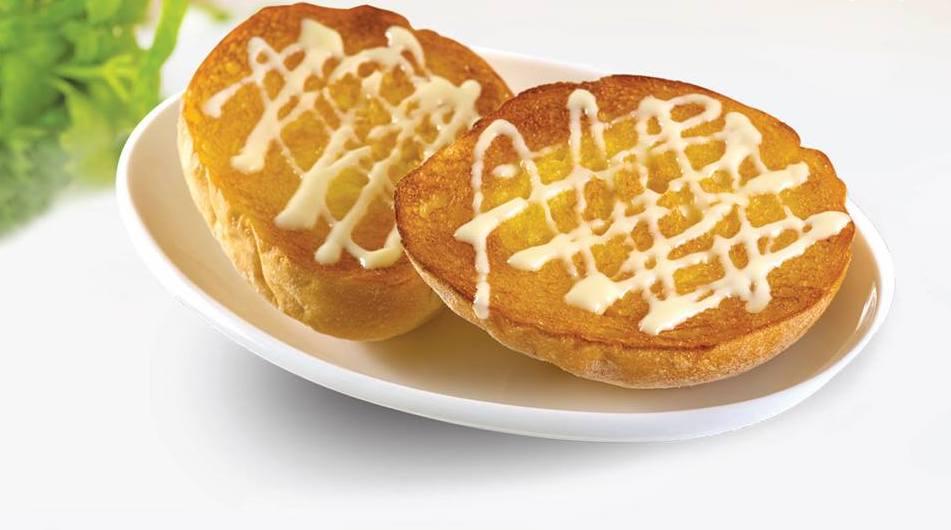 Tsui Wah's popular condensed milk buns
