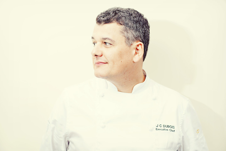 Sofitel Singapore City Centre's executive chef Jean-Charles Dubois is the brainchild behind Racines Restaurant.